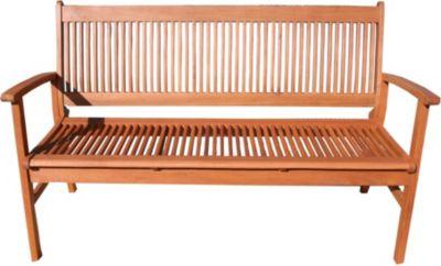gartenbank teakholz 3 preisvergleich die besten angebote. Black Bedroom Furniture Sets. Home Design Ideas