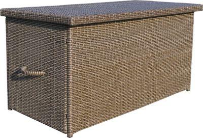 Kissenbox Auflagenbox Gartenbox Truhe Lounge XXL - Valencia
