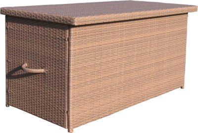 Kissenbox Auflagenbox Gartenbox Truhe Lounge XXL - Brasil