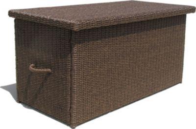 Kissenbox Auflagenbox Gartenbox Truhe Lounge XXL - Ibiza