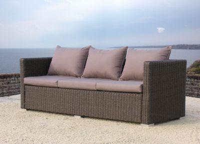 Phenomenal Famous Home Rattan Lounge Sofa 200Cm Pepe Braun Couch Futon Couchgarnitur Interior Design Ideas Greaswefileorg
