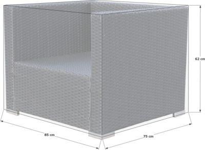 Schutzhülle zu Pepe Lounge Sessel Premium