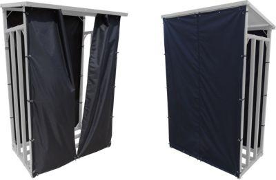 wetterschutz-set-front-und-ruckwand-zu-kaminholzunterstand-130x70x203cm-polyester-schwarz