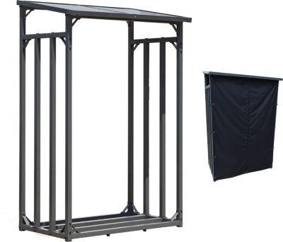 grasekamp-kaminholzunterstand-130x70x203cm-mit-wetterschutz-set-kaminholzregal-regal
