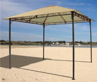 Antikpavillon 3x3m Sand