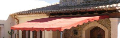 Ersatzdach Anbaupergola Mallorca - Terra