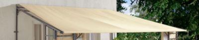 Ersatzdach Rollpavillon 3x4m Sand