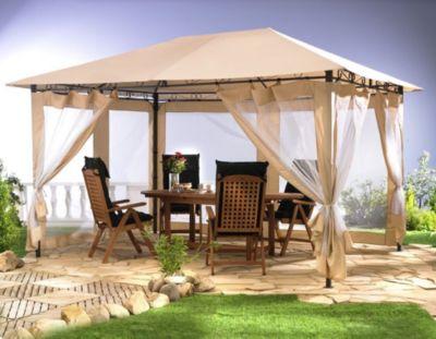 Antikpavillon 3x4m Sand