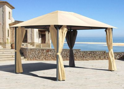 Pavillon Nizza 3x4m Sand