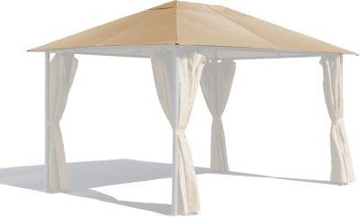 Ersatzdach 3x4m Pavillon Nizza Sand