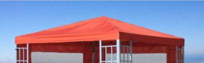 Grasekamp Ersatzdach zu Aluoptik Pavillon 3x3m Terrakotta Plane Ersatzbezug | Garten > Pavillons | Terrakotta | Polyester | Grasekamp