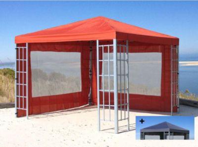 pavillon aluminium dach anthrazit preisvergleich die besten angebote online kaufen. Black Bedroom Furniture Sets. Home Design Ideas