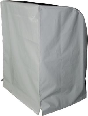 Strandkorbhülle XL Spezial - Grau