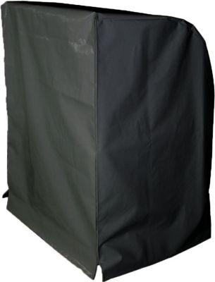 Schutzhülle Strandkorb XL Strandkorbhülle Abdeckung Spezial - Schwarz