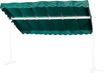 Ersatzdach Ziehharmonika Dubai Markise Grün