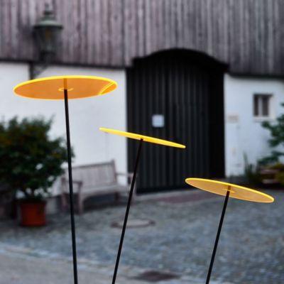 Cazador del sol 3 Sonnenfänger 15cm Durchmesser Gelb
