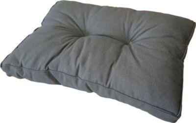 Universelles Europaletten Rückenkissen 60x43cm Grau