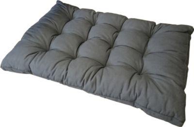palettenkissen auflage f r europalette mit r ckenteil sitzkissen sitzauflage karo gardenhome. Black Bedroom Furniture Sets. Home Design Ideas