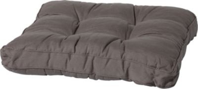 Universell Lounge Kissen 60x60cm Taupe