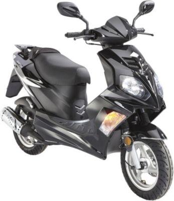 Motorroller »Flex Tech Topspeed 50 ccm«