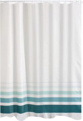 Duschvorhang Textil Stripes