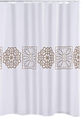 Duschvorhang Textil Tunis