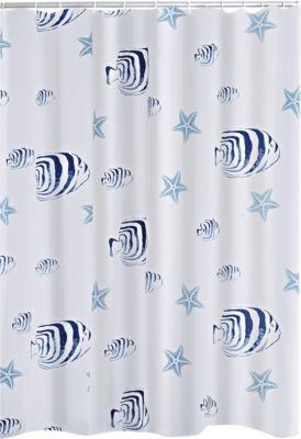 Duschvorhang Textil Skalar