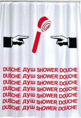 Duschvorhang Textil Doccia