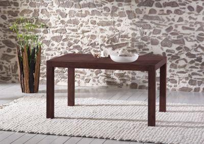 Esstisch Tisch 140 x 90 cm Akazie