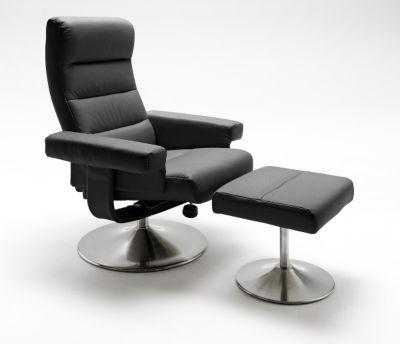 fernsehsessel leder schwarz preis vergleich 2016. Black Bedroom Furniture Sets. Home Design Ideas