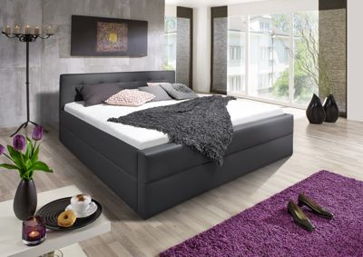 preisvergleich eu bett weiss leder 140. Black Bedroom Furniture Sets. Home Design Ideas