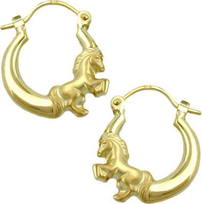 Creole Pferd 9Kt GOLD