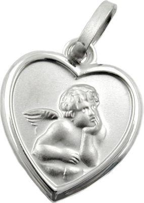 Anhänger Halskettenanhänger Engel Taufanhänger Silber 925