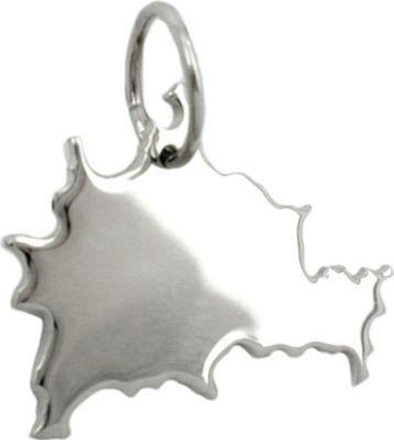 Anhänger Halskettenanhänger Berlin Silber 925