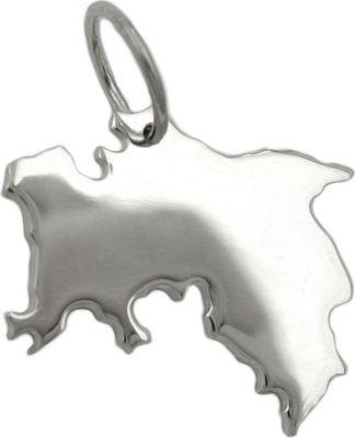 Anhänger Halskettenanhänger Niedersachsen Silber 925