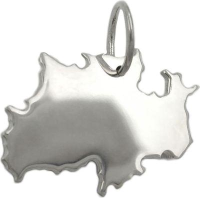 Anhänger Halskettenanhänger Nordrhein-Westfalen Silber 925