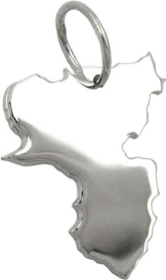 Anhänger Halskettenanhänger Rheinland-Pfalz Silber 925