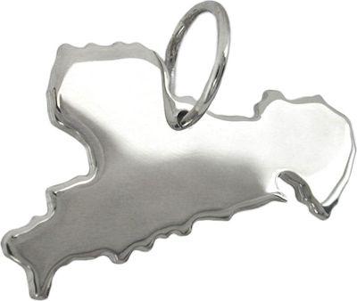 Anhänger Halskettenanhänger Sachsen Silber 925