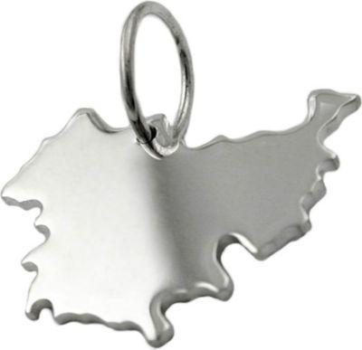 Anhänger Halskettenanhänger Thüringen Silber 925