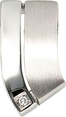 Jobo Anhänger Halskettenanhänger Diamant 14Kt GOLD