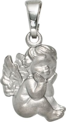 Kinder Anhänger Engel Schutzengel 925 Sterling Silber