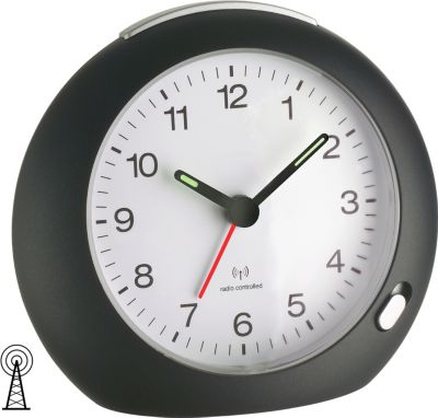 TFA TFA Funk-Wecker Nachweckautomatik Zifferblattbeleuchtung