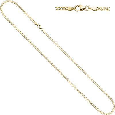 jobo-zwillings-panzerkette-333-gelbgold-2-7-mm-50-cm-gold-kette-halskette-goldkette
