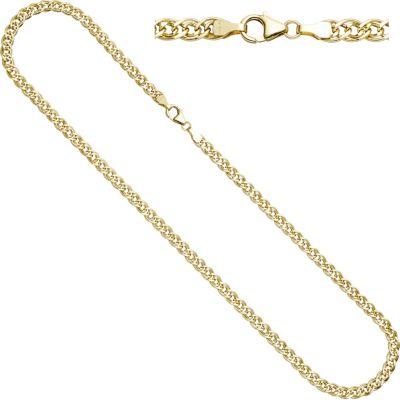 jobo-zwillings-panzerkette-333-gelbgold-4-8-mm-45-cm-gold-kette-halskette-goldkette