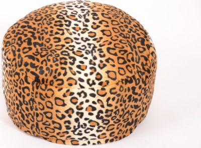 Cats Collection Pouf Animal Leopard (Gepard) groß