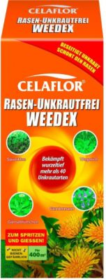 celaflor Celaflor Rasen-Unkrautfrei Weedex - 400 ml