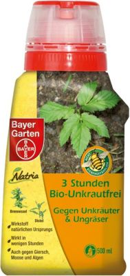Bayer  3 Stunden Bio-Unkrautfrei Konzentrat - 500 ml