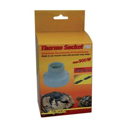 Lucky Reptile - Thermo Socket PRO - Porzellanfassung gerade