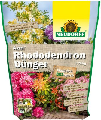 NEUDORFF - Azet RhododendronDünger - 1,75 kg