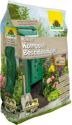 Radivit Kompost-Beschleuniger, Neudorff, Beutel, 5 kg (2,58 EURO inkl. MwSt./kg)